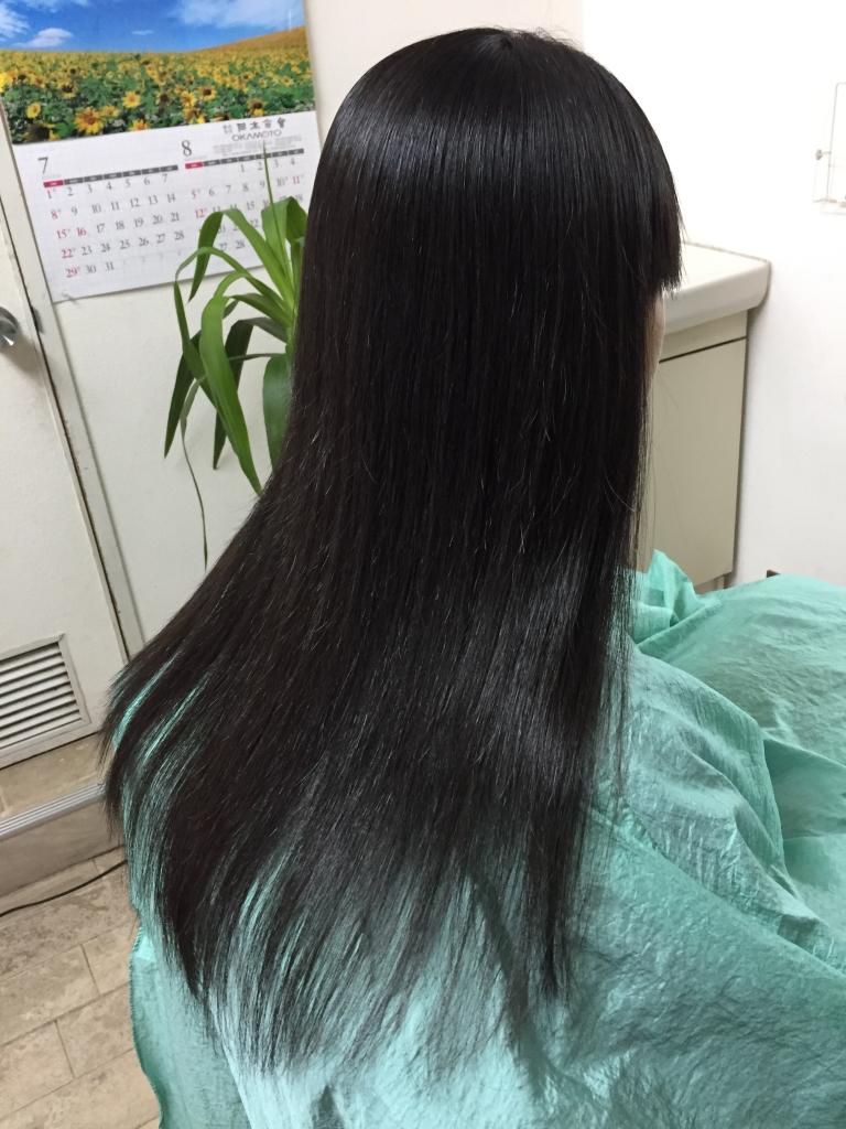 大和西大寺 美容室 髪質改善 西大寺 コスメストレート 奈良ファ 美髪