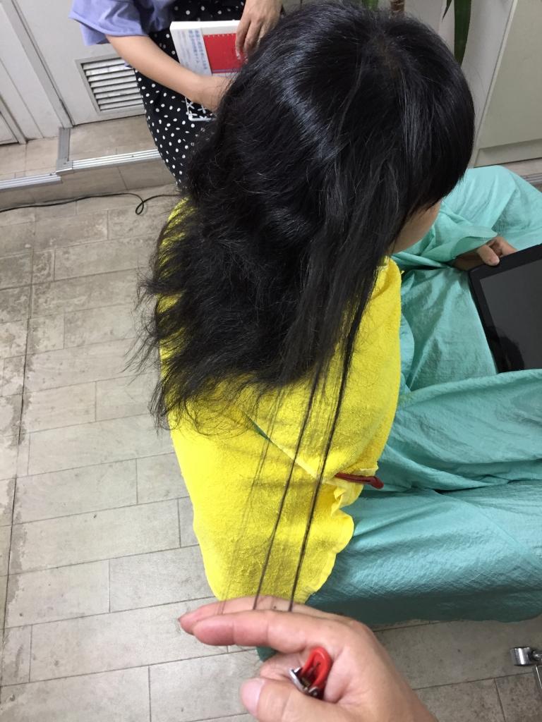 髪の量を減らしすぎた時 美容室トラブル 西大寺 奈良ファ