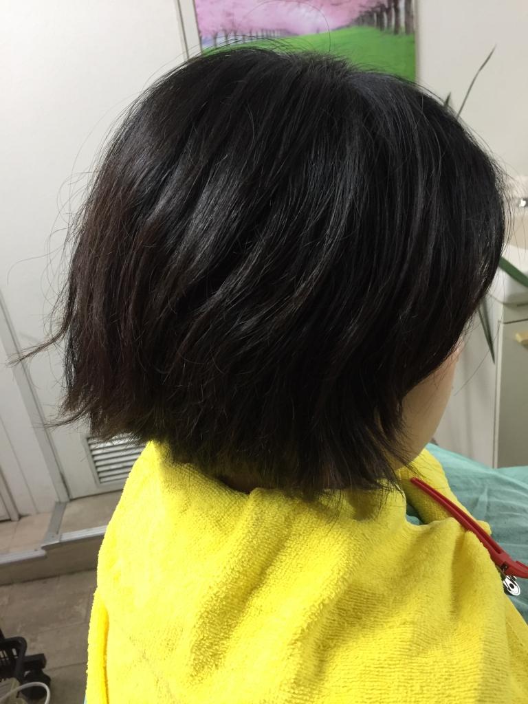 縮毛矯正で痛まない美容室 西大寺 髪質改善ストレートパーマ 大和西大寺 究極ストレートパーマ ならファ 美容院 ヘアサロン