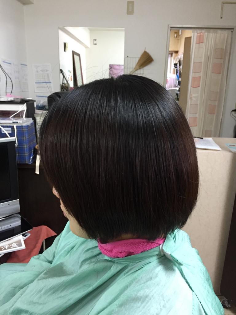奈良県高級美容室 学園前美容室 髪質改善