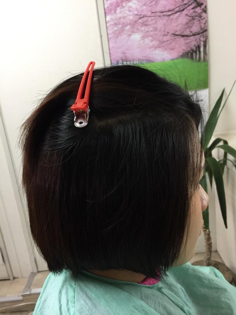 奈良美容室 髪質改善縮毛矯正 髪質改善ストレートパーマ 学園前