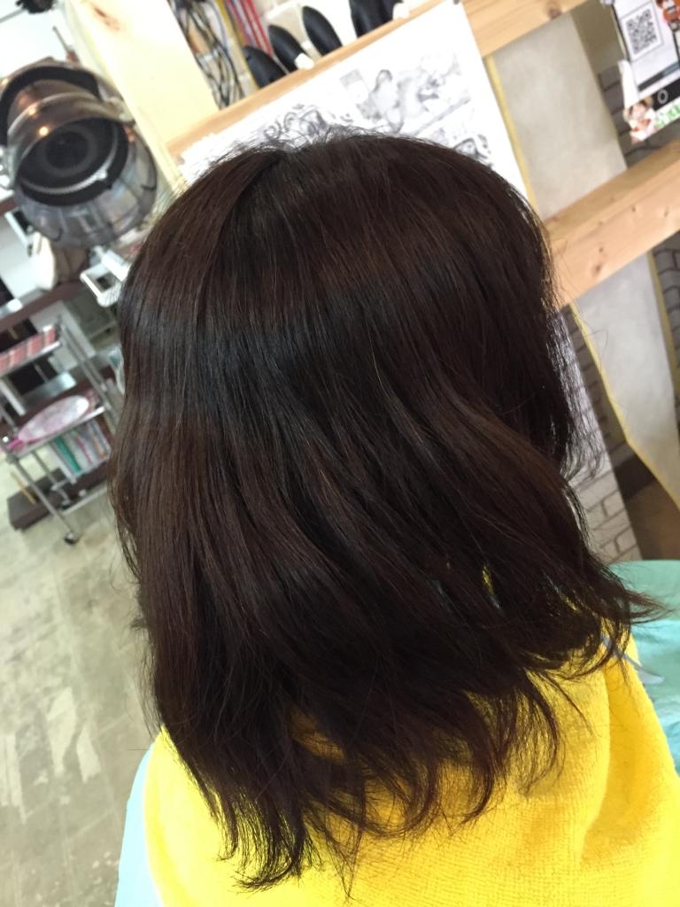 奈良市 艶髪専門店 ガロ