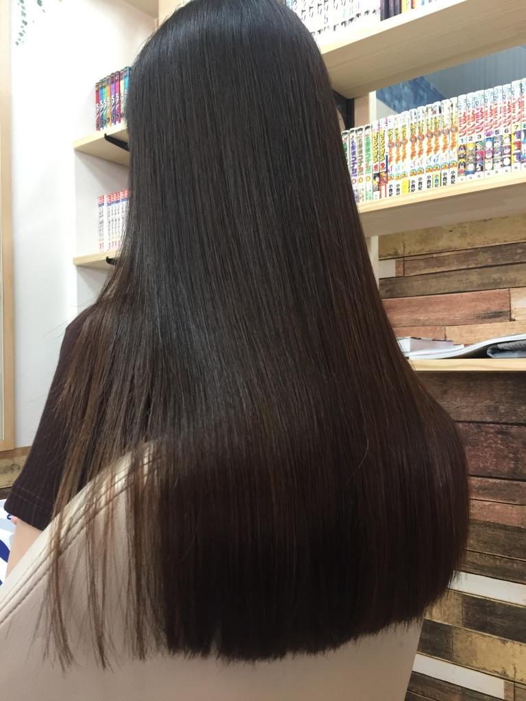 オーディション 女優 歌手 モデル 髪質改善