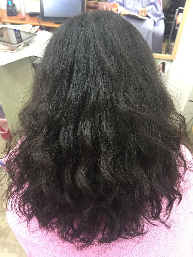 三重県 髪質改善縮毛矯正 四日市市