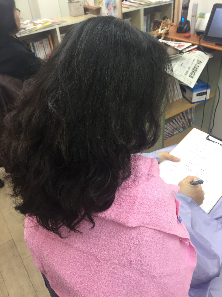 三重県伊賀市 美容室 美髪 艶髪 ストレートパーマ専門店