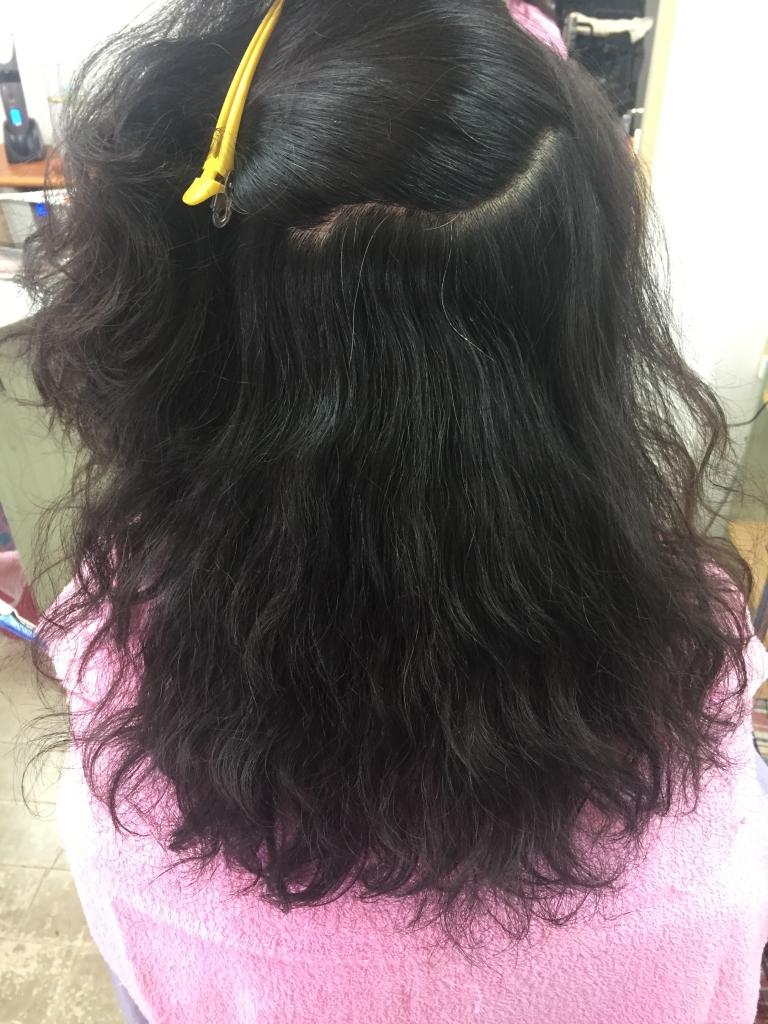 美容室 三重県津市 髪質改善 伊賀市 縮毛矯正 四日市市