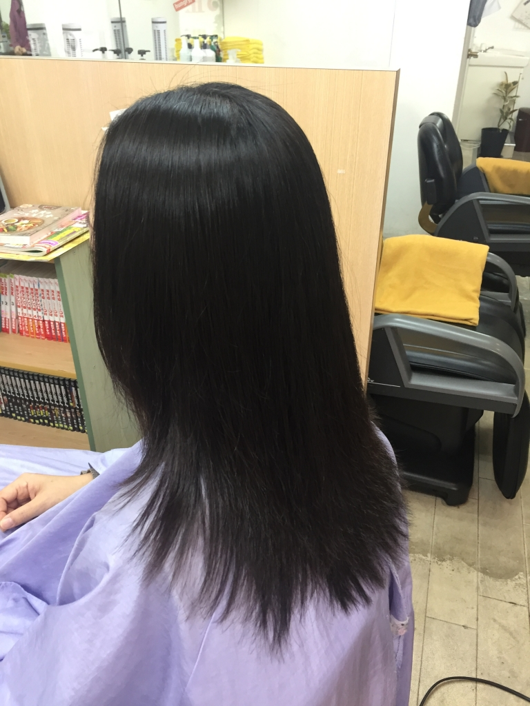 コスメストレートパーマ 三重県伊賀市 髪質改善縮毛矯正 四日市市 三重県 ヘアサロン