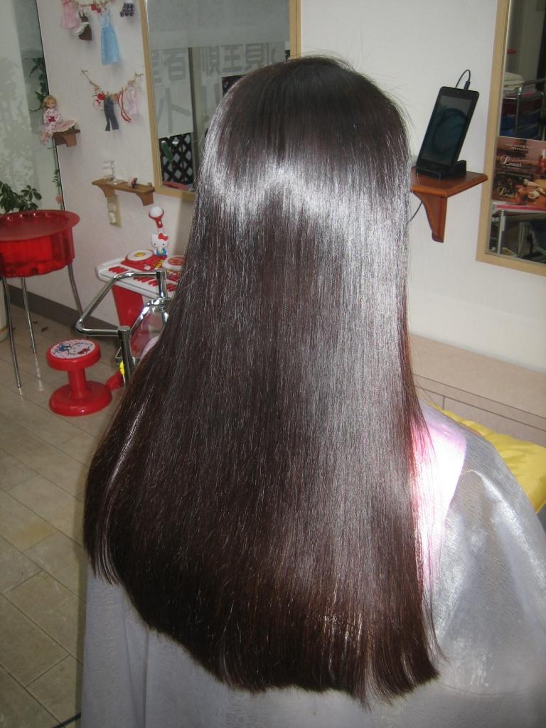 髪が綺麗になる美容室 登美ヶ丘 高級ヘアサロン 学園前 北生駒 トリートメント専門店