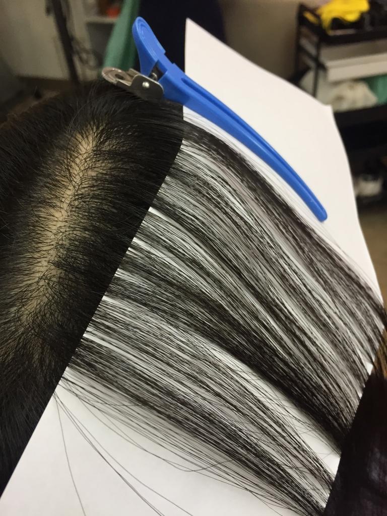根元が折れる髪を治す方法 美容室の失敗