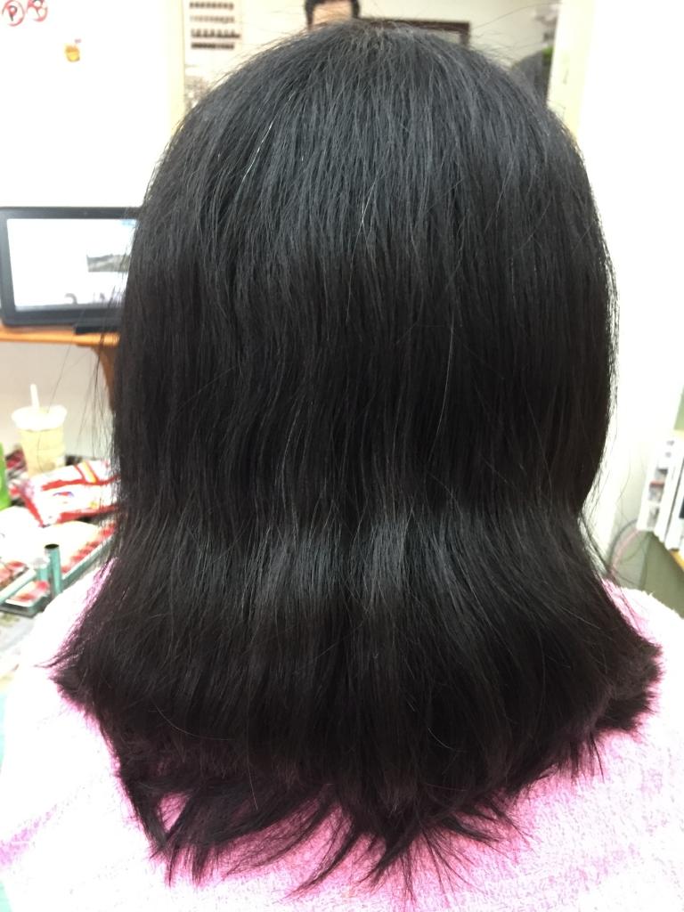 生駒 美容室 北生駒駅 ヘアサロン 白庭台 髪質改善 縮毛矯正 40代 アラフォー