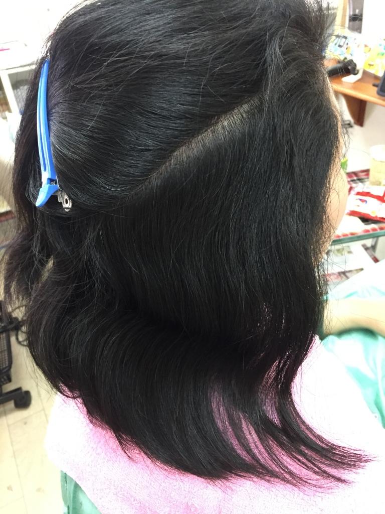 髪質改善 40代ヘアスタイル 髪質改善 生駒駅