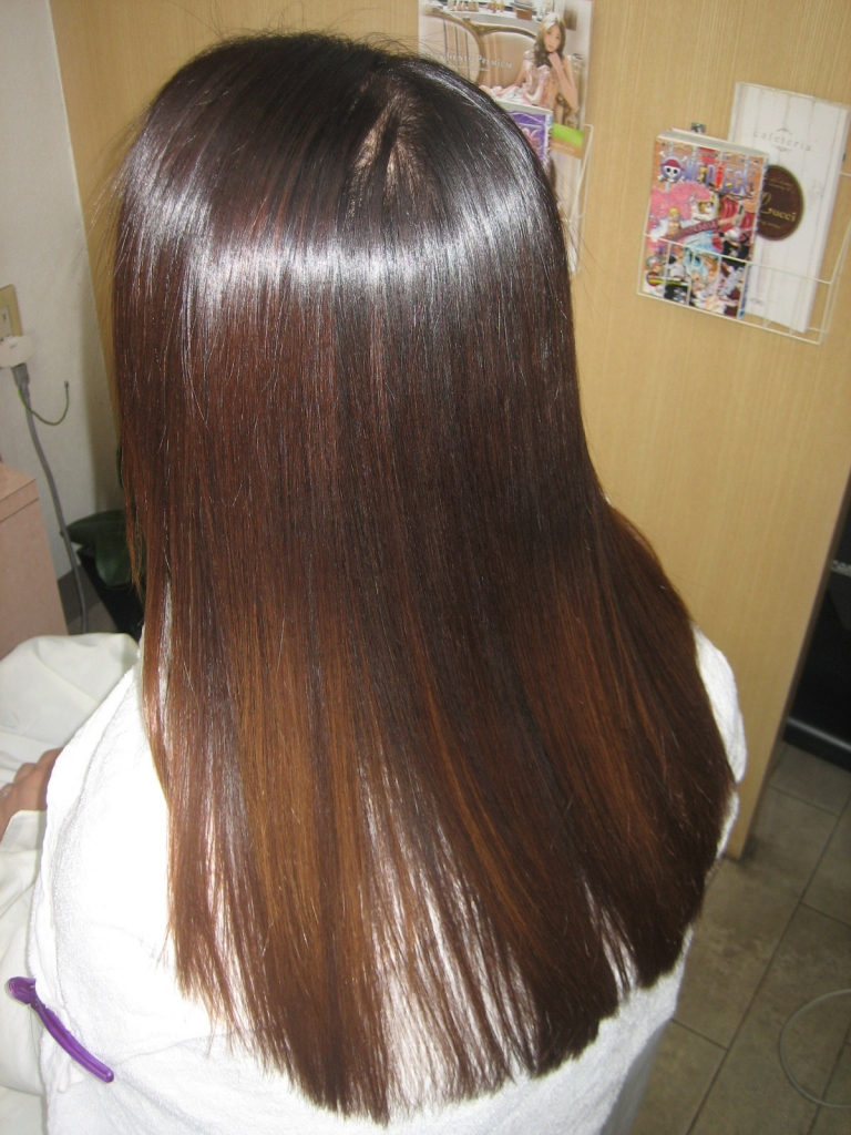 奈良県 美容室 髪質改善専門店 ヘアサロン 学園前