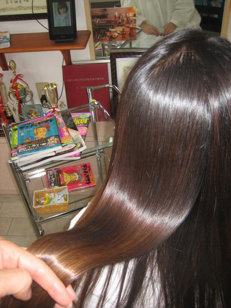 艶髪 生駒市 美髪 アラフォーヘアスタイル 髪質改善