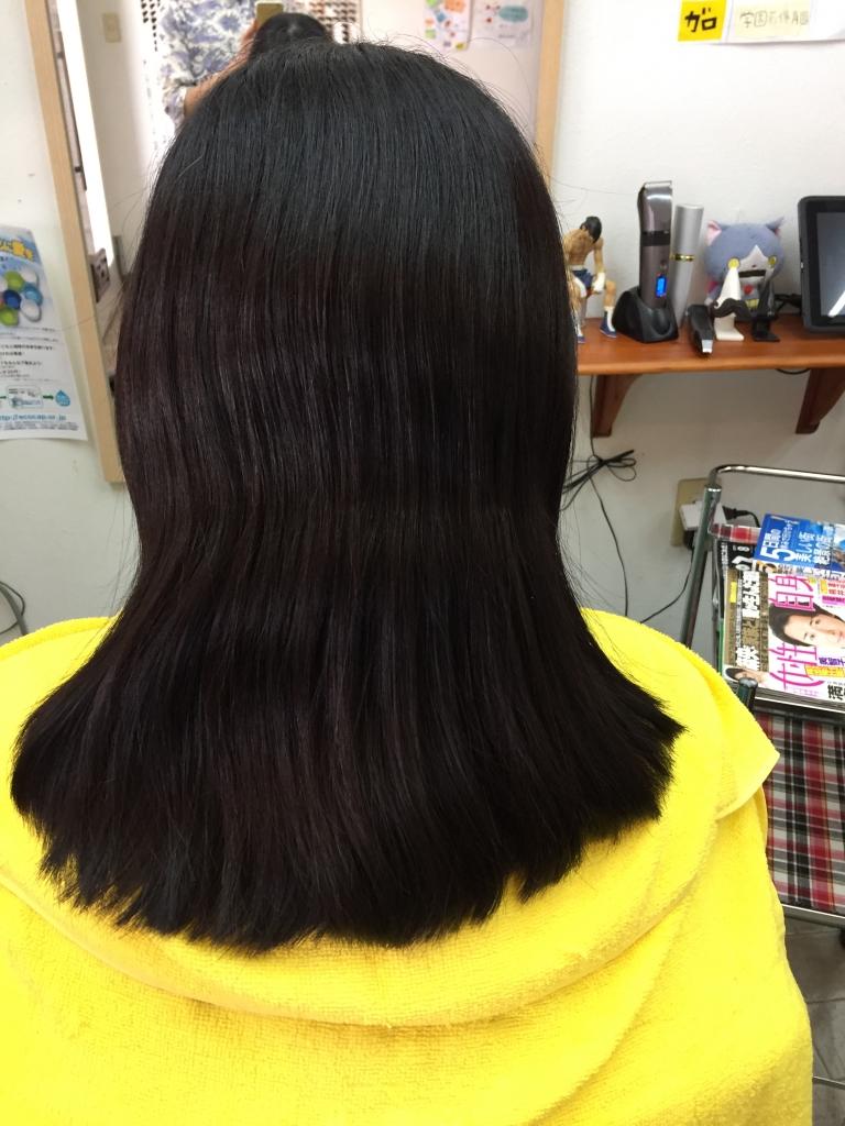 西大寺 イメージチェンジ専門美容室 大和西大寺 髪質改善専門店 奈良ファ