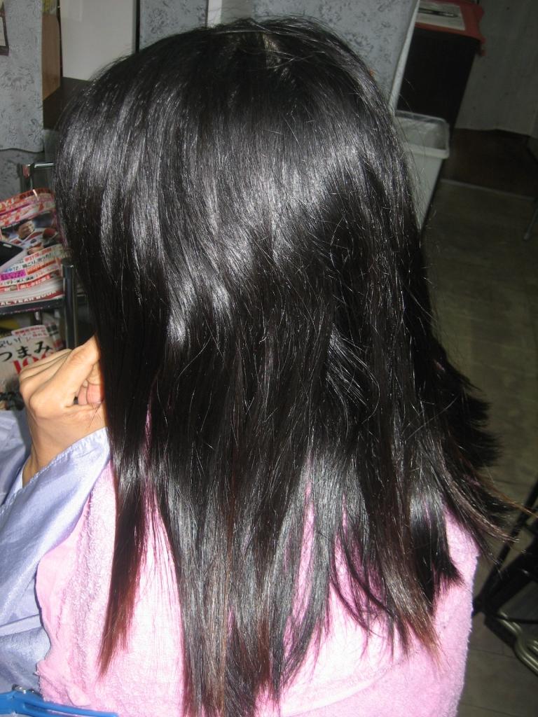 生駒市髪質改善 生駒美容室 北生駒で美容室