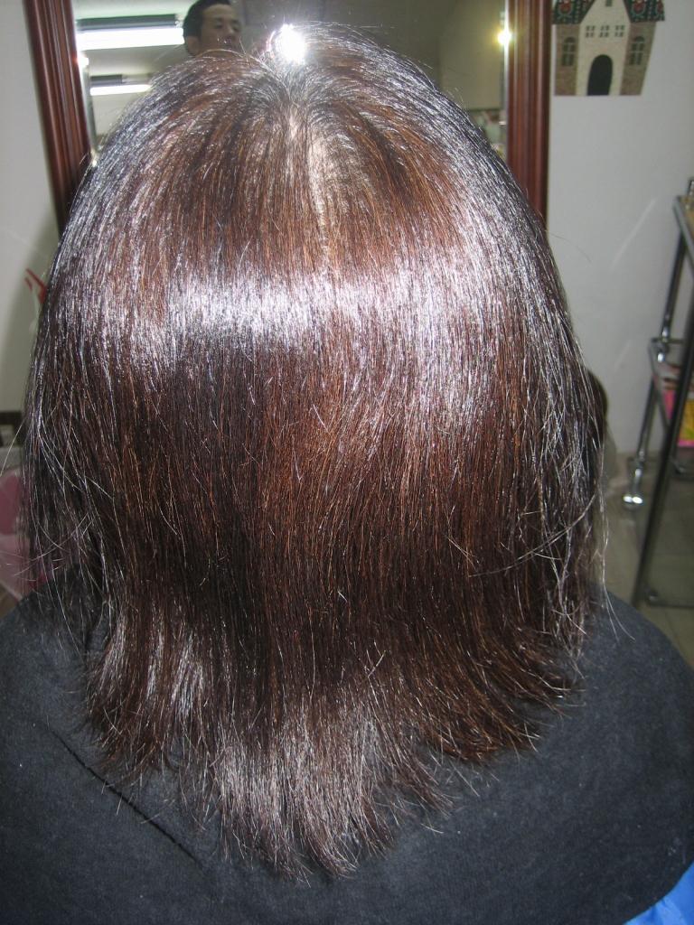 奈良市 美容室トラブル 髪質改善専門店 ビビリ毛