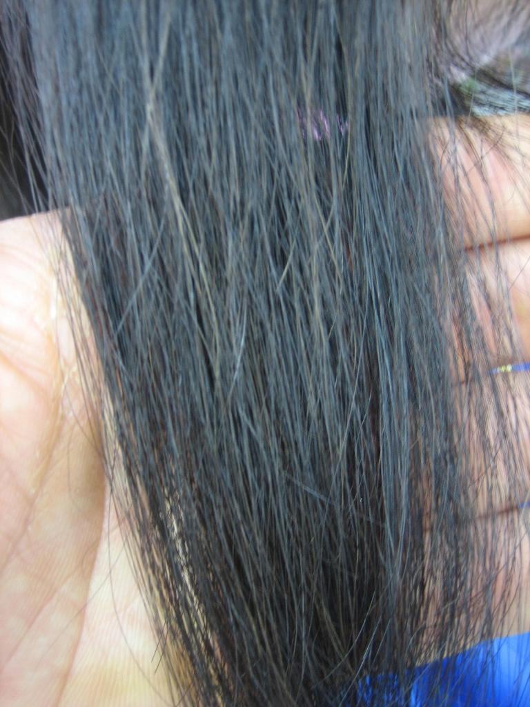奈良市 美容室 美容室トラブル専門店 縮毛矯正 髪質改善 学園前