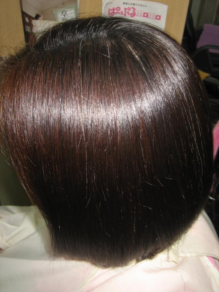美容室トラブル 美容師の失敗 ビビリ毛