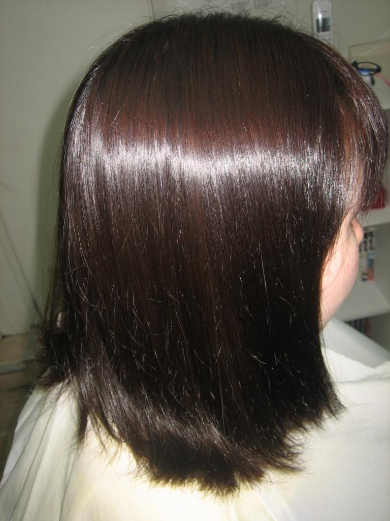 大学生 美容室 学園前 ヘアサロン 髪質改善