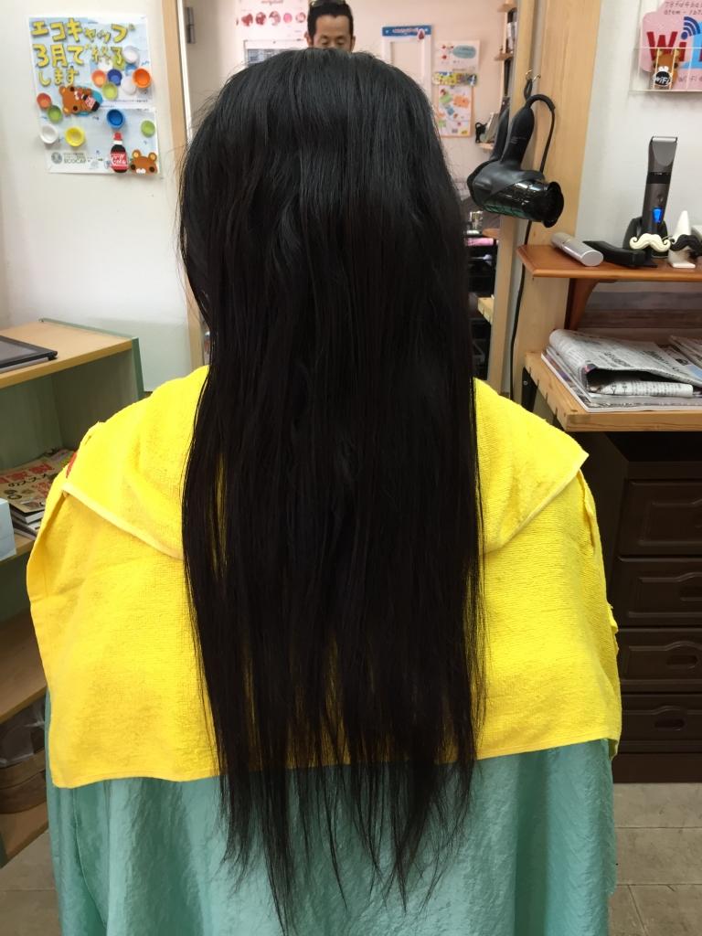 高校生 ストレートパーマ 中学生 奈良市 生駒市 縮毛矯正