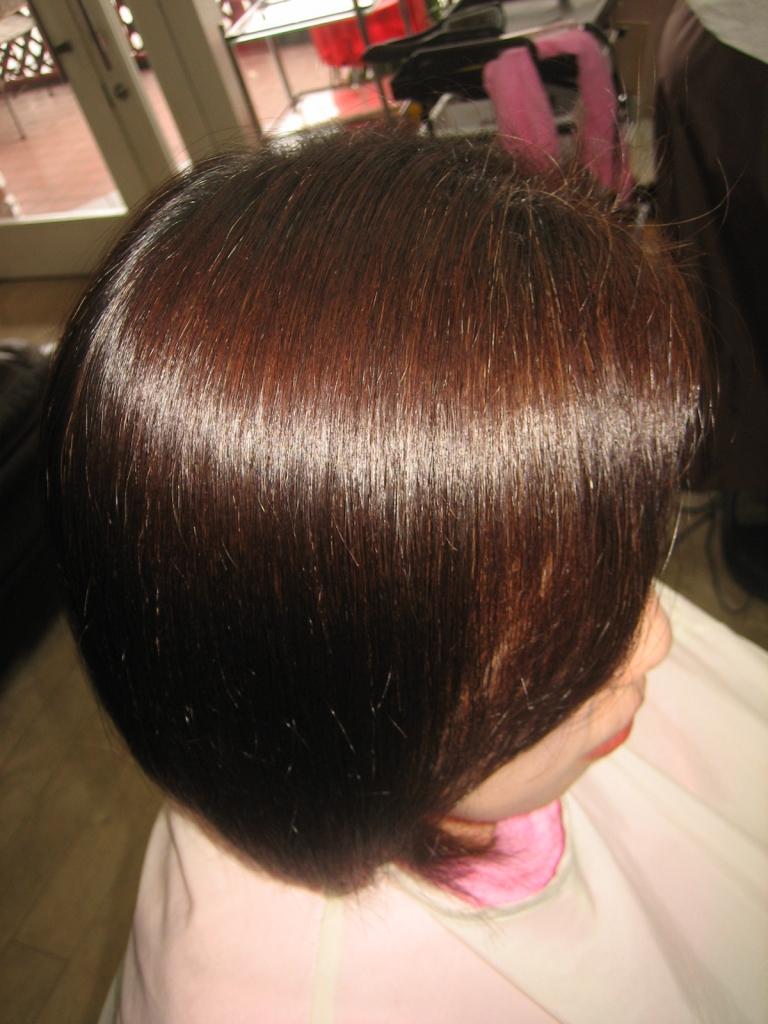 高級ヘアサロン 奈良市 上質な美容師 髪質改善