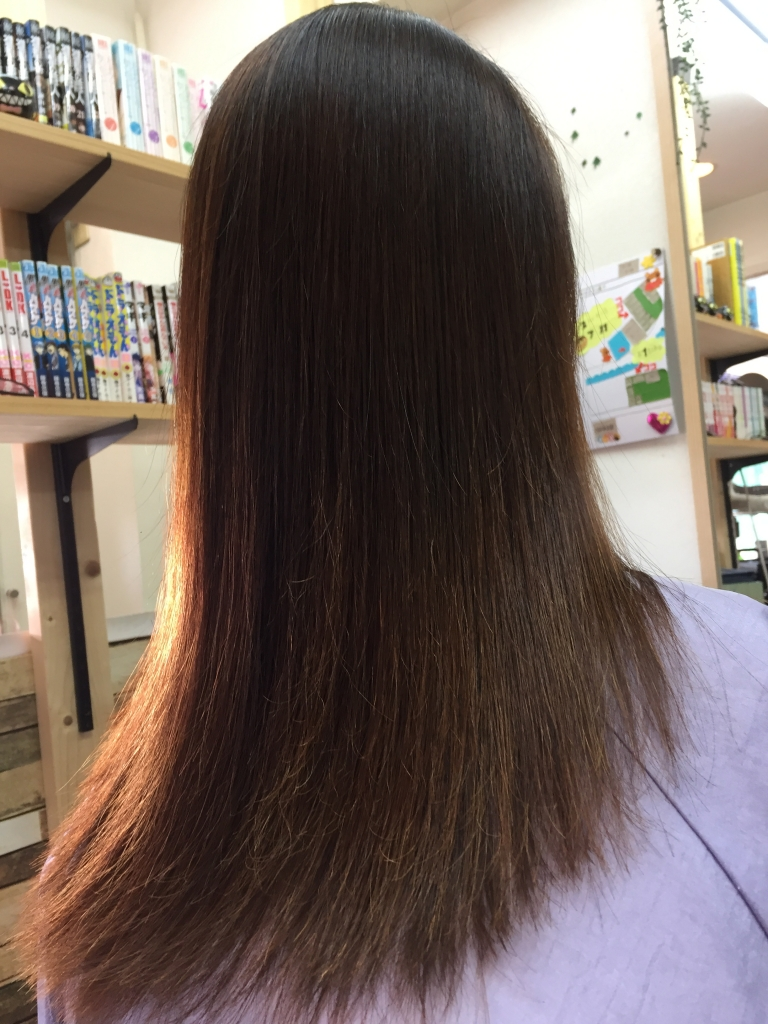 奈良 大人の美容室 高級ヘアサロン 学園前 髪質改善専門店