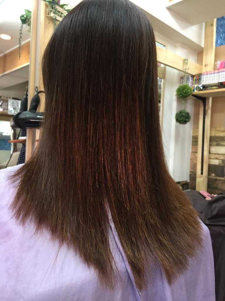 奈良 美容室 学園前 ヘアサロン 登美ヶ丘 髪質改善縮毛矯正