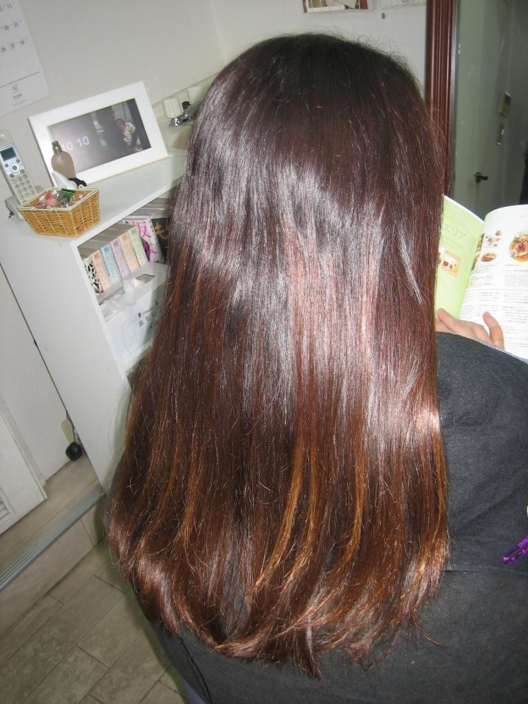 京都市 美容室 髪質改善 滋賀県 縮毛矯正 学園前