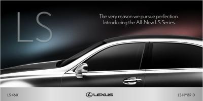 Lexus LS460/460L