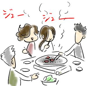 おうちで焼肉
