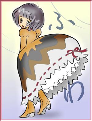 女のコのスカート