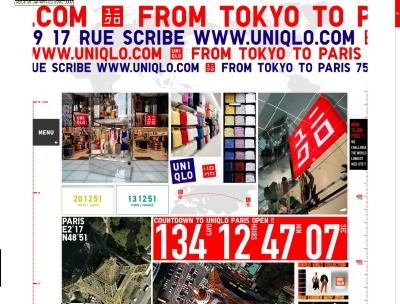 UNIQLO_TOKYO_PARIS