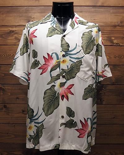 TWO PALMS ハワイアン アロハシャツ