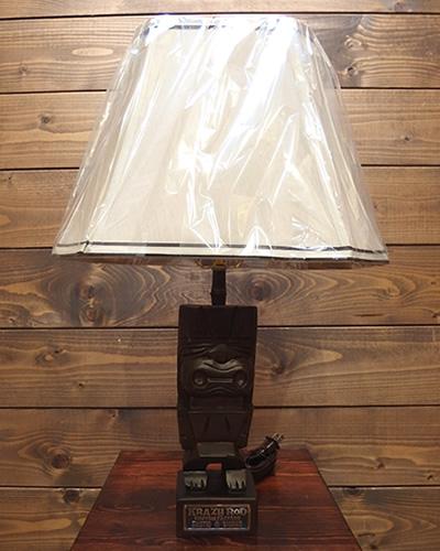Tiki ランプ ハワイアン