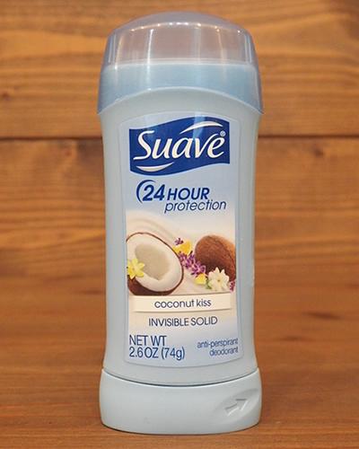 "【suave】-DEODORANT- ""coconut kiss"""