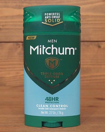 "Mitchum ADVANCED STICK ""Clean Control"""
