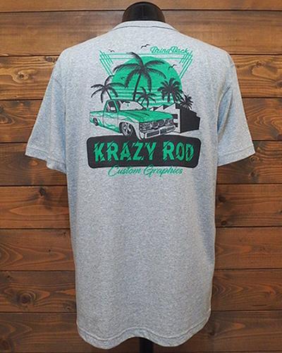 トラッキン ロゴ Tシャツ D21 ミニトラック