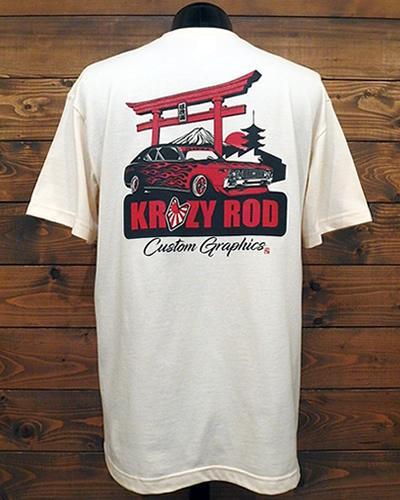 OLD JDM ロゴ Tシャツ JAPAN 日本アイコン