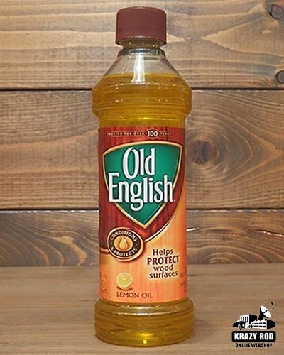 Old English オールドイングリッシュ レモンオイル