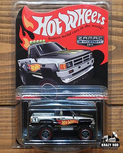 Hot Wheels ホットウィール 1987 TOYOTA PICKUP  ZAMAC
