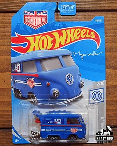 Hot Wheels ホットウィール KOOL KOMBI クールコンビ VW