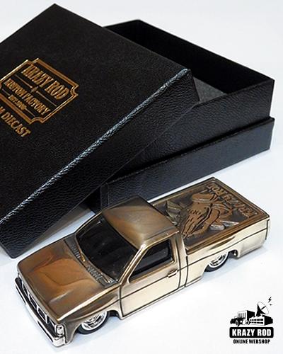 カスタム ホットウィール '93ニッサンハードボディ(D21) -プレイングハンズ-
