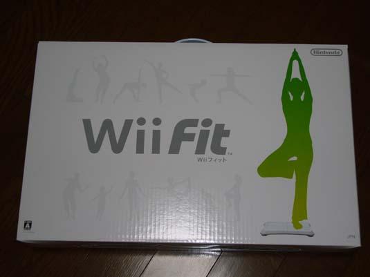 2007.12.03 WiiFit