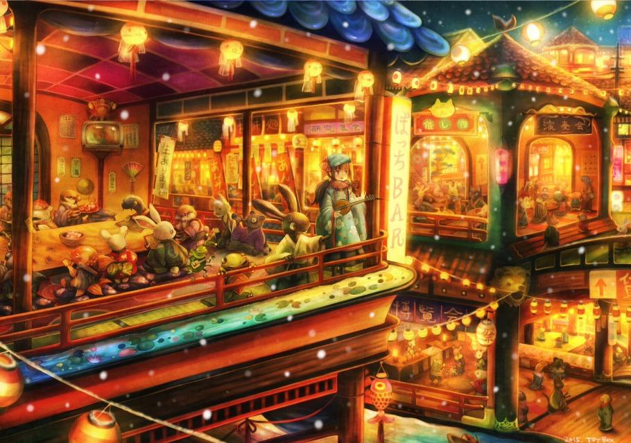 箱根神社とバーベキューとアフィロック