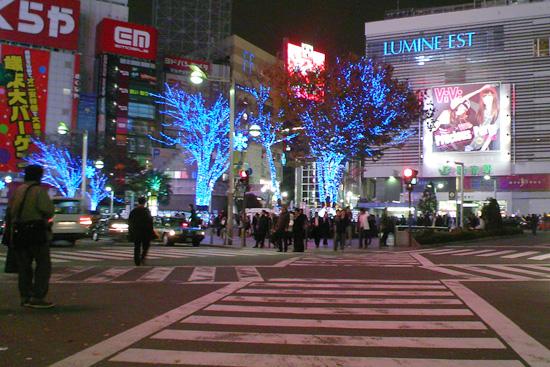 今日の新宿東口