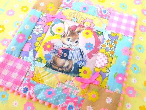 期間中¥4000以上お買い上げの方にノベルティー「ミニタぺ〜バニー〜レシピ&ダイレクトプリント」をプレゼント
