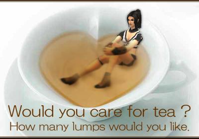 紅茶はいかが?