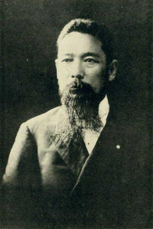 ハスケル路假公社時代(大正3年頃)