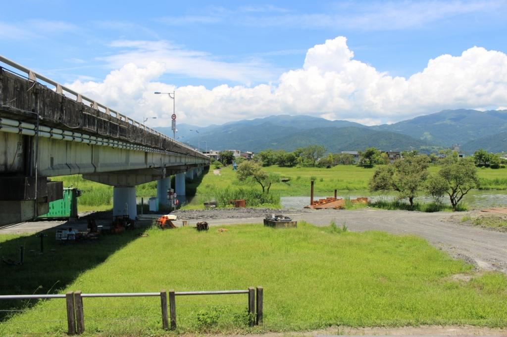 写真5.昔は西郷橋(さいごうばし)と呼ばれていた。(現在は中山橋)