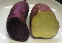 パープルスイートロードと干し芋の品種?